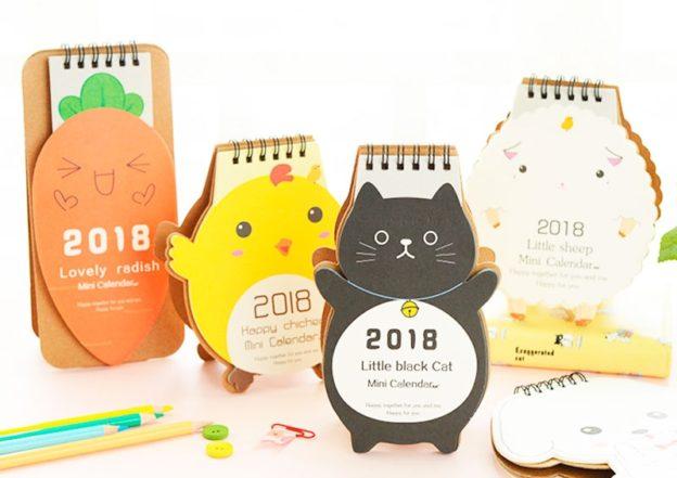 Необычные календари станут прекрасным корпоративным подарком