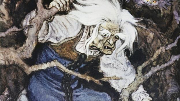 Сказкотерапия или исцеляющие сказки