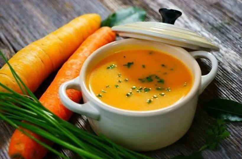 Суповая диета: плюсы и минусы