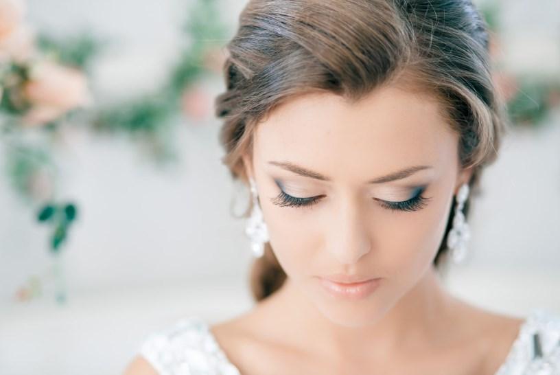 Осенний и зимний макияж. Советы невесте