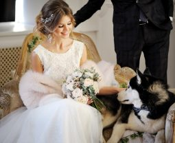 Зимняя свадьба. Стильные аксессуары