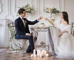 Как выбрать свадебную шубку для невесты
