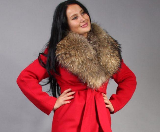 Теплое пальто на зиму.