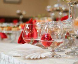 Особенности сервировки стола на выкуп невесты