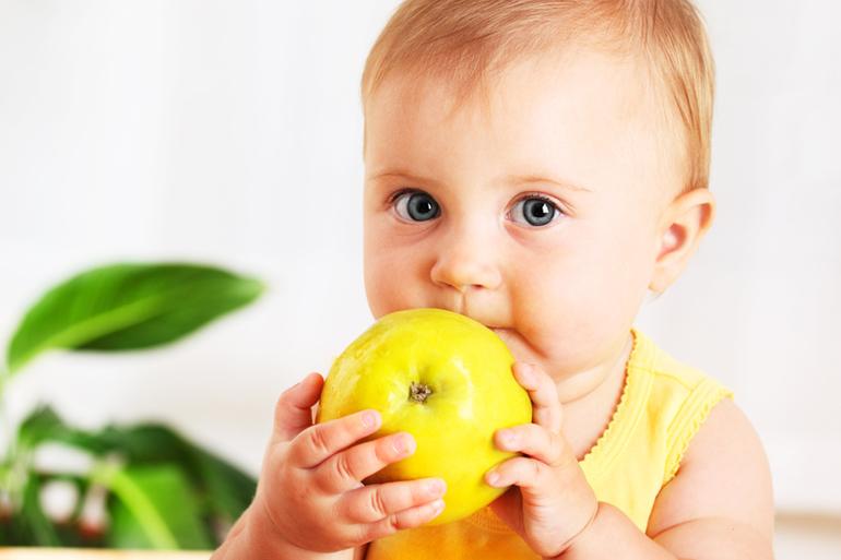 Особенности производства питания для детей