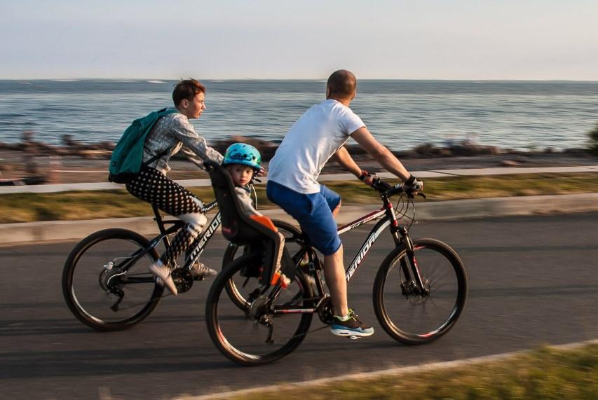 Велопрогулка – отличное занятие для идеальной фигуры