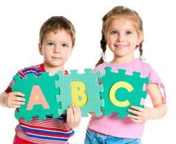 Английский язык для детей в частном детском саду «5 GREEN»