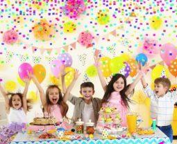 Детское день рождение: как отпраздновать?