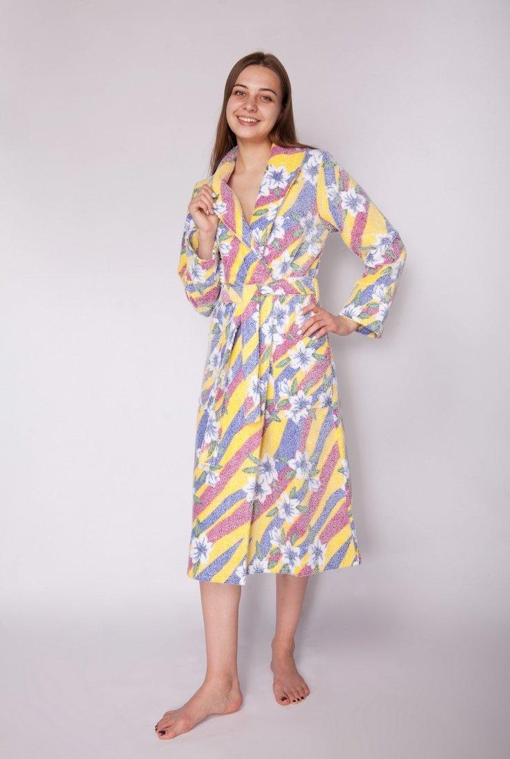 Лучшая одежда для дома – красивый халат