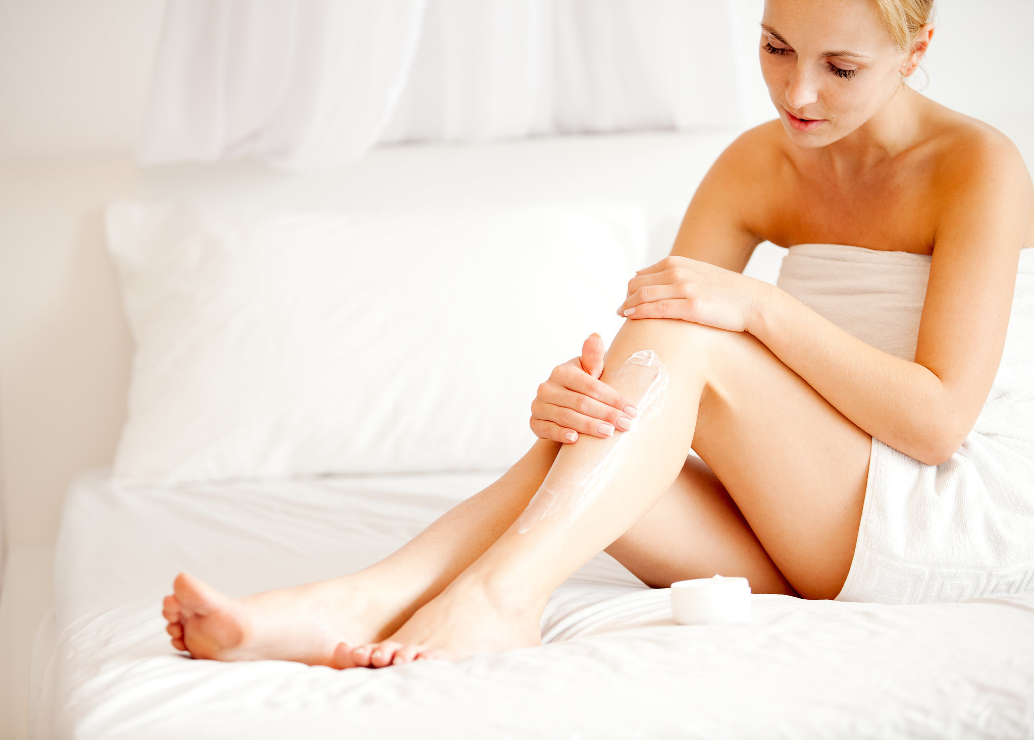 8 рекомендаций по уходу за кожей тела