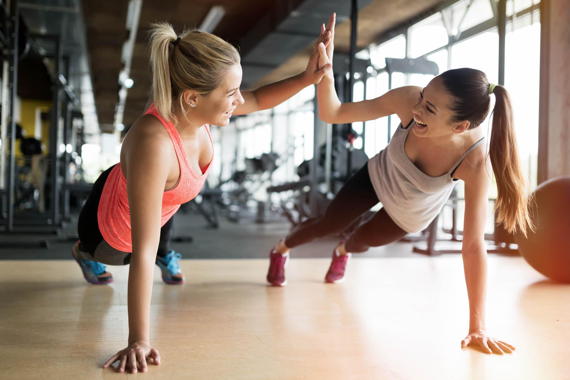 Фитнес для неторопливых