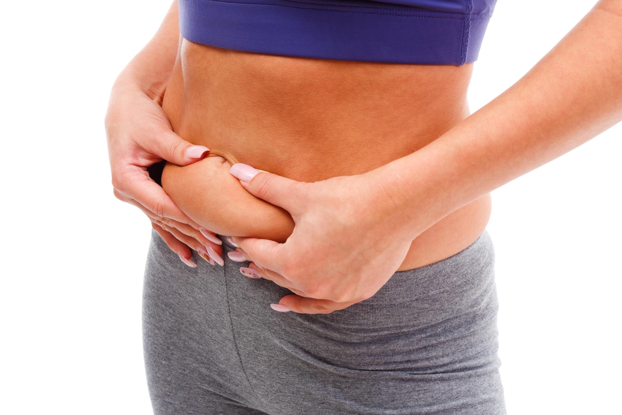 Упражнения для удаления нижней части живота