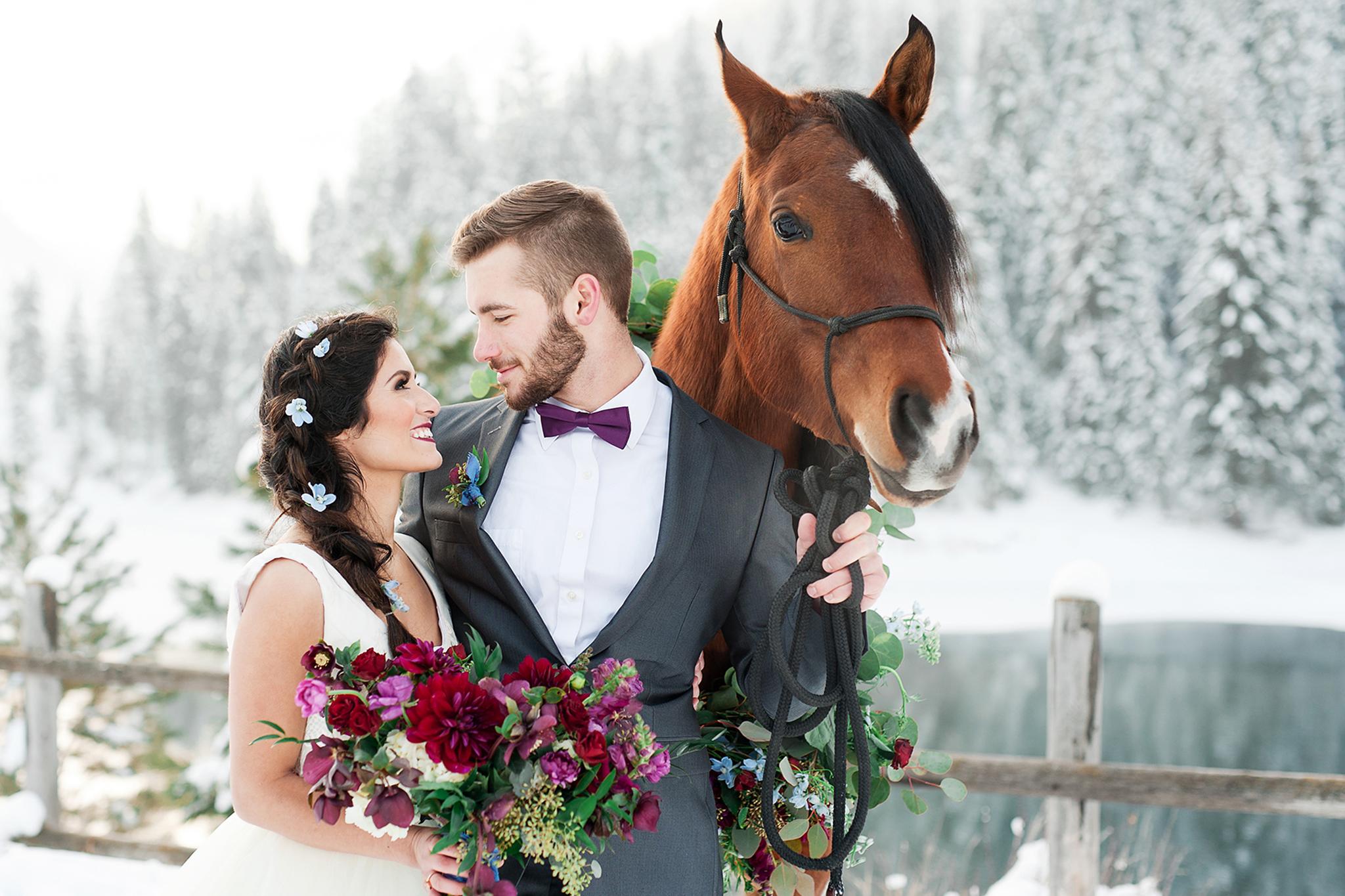 Свадьба в канун Нового года: советы и рекомендации