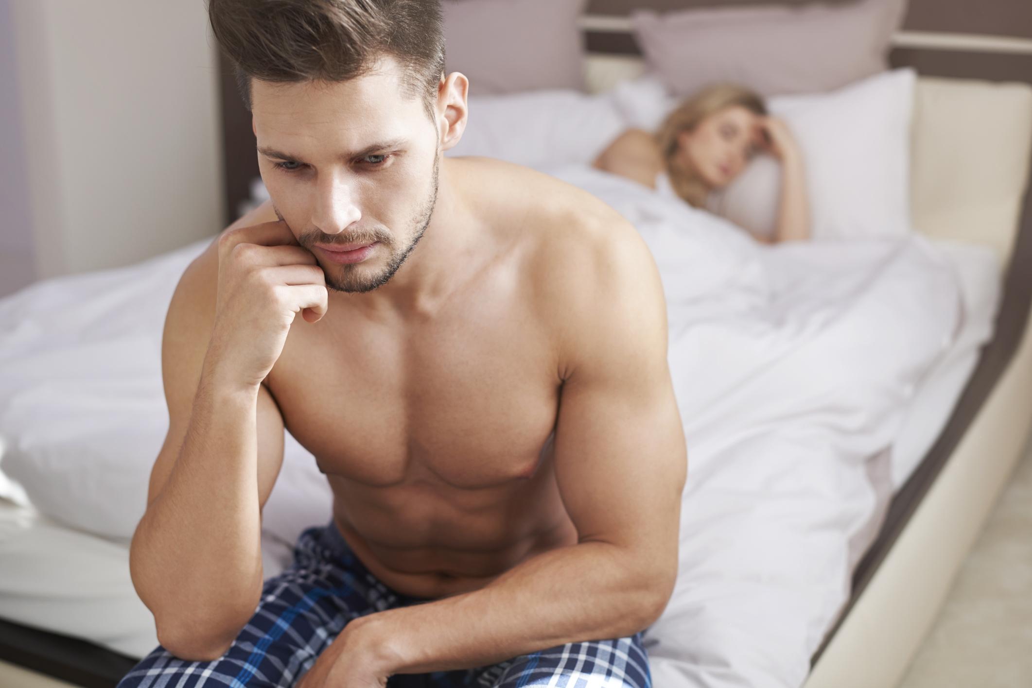 Мужские страхи перед женитьбой