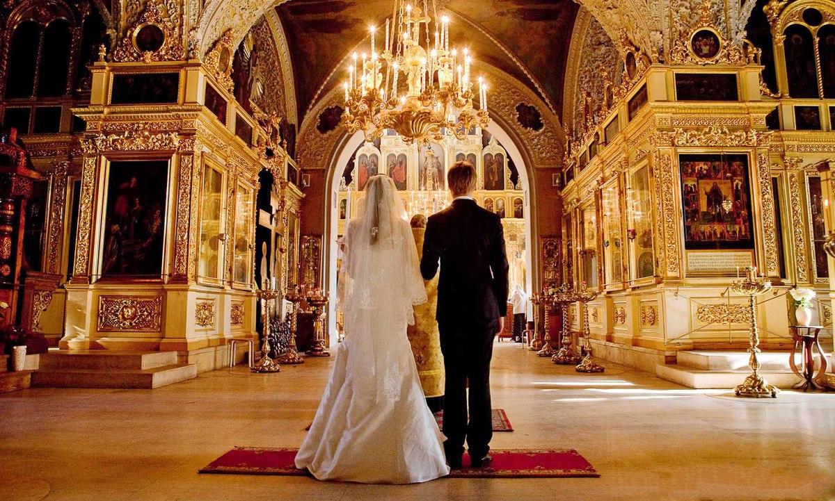 Венчание в церкви: за и против