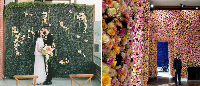 Декор помещения с помощью цветов: выбираем напольное кашпо для жилой комнаты