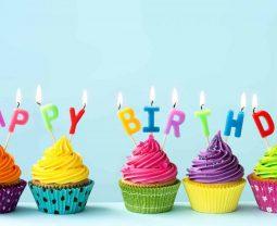 Как поздравить ребёнка с днём его рождения?