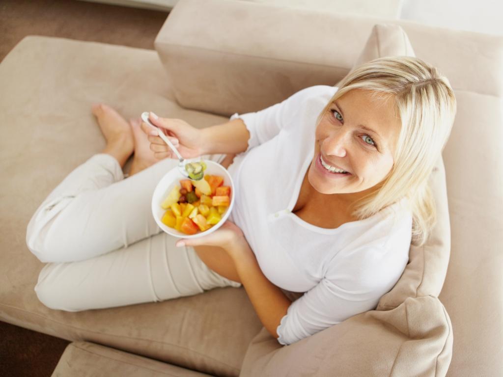 Как питаться при климаксе чтобы похудеть