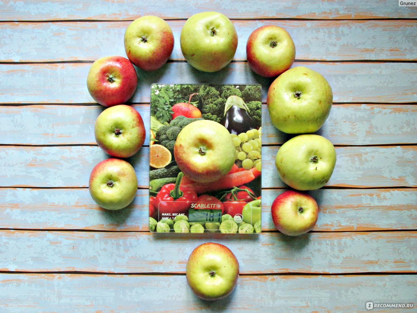 Яблоки для похудения сорт