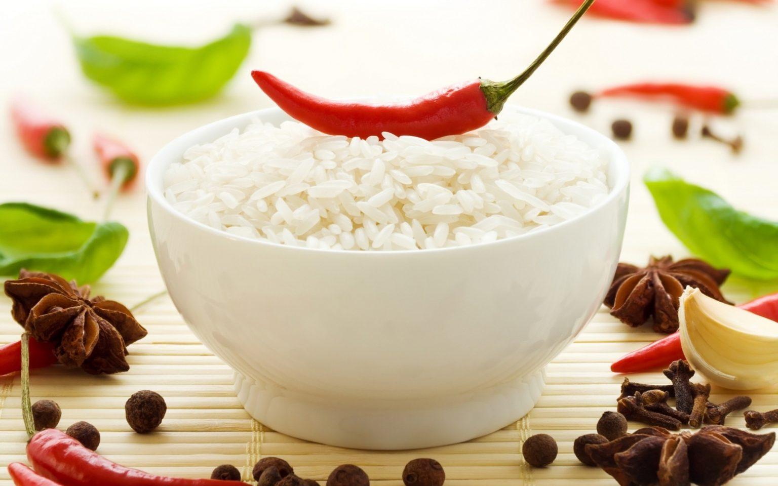 Хорошая Рисовая Диета. Рисовая диета