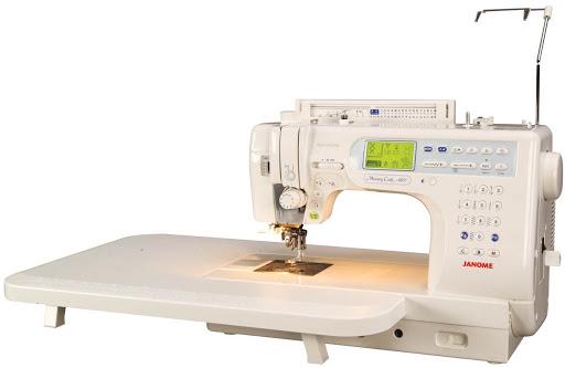 Бытовые швейные машины Janome: техника от лидера швейного бизнеса.