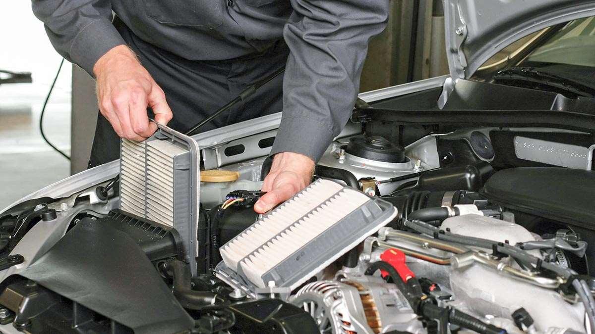 Для чего нужны воздушные фильтры в автомобиле?