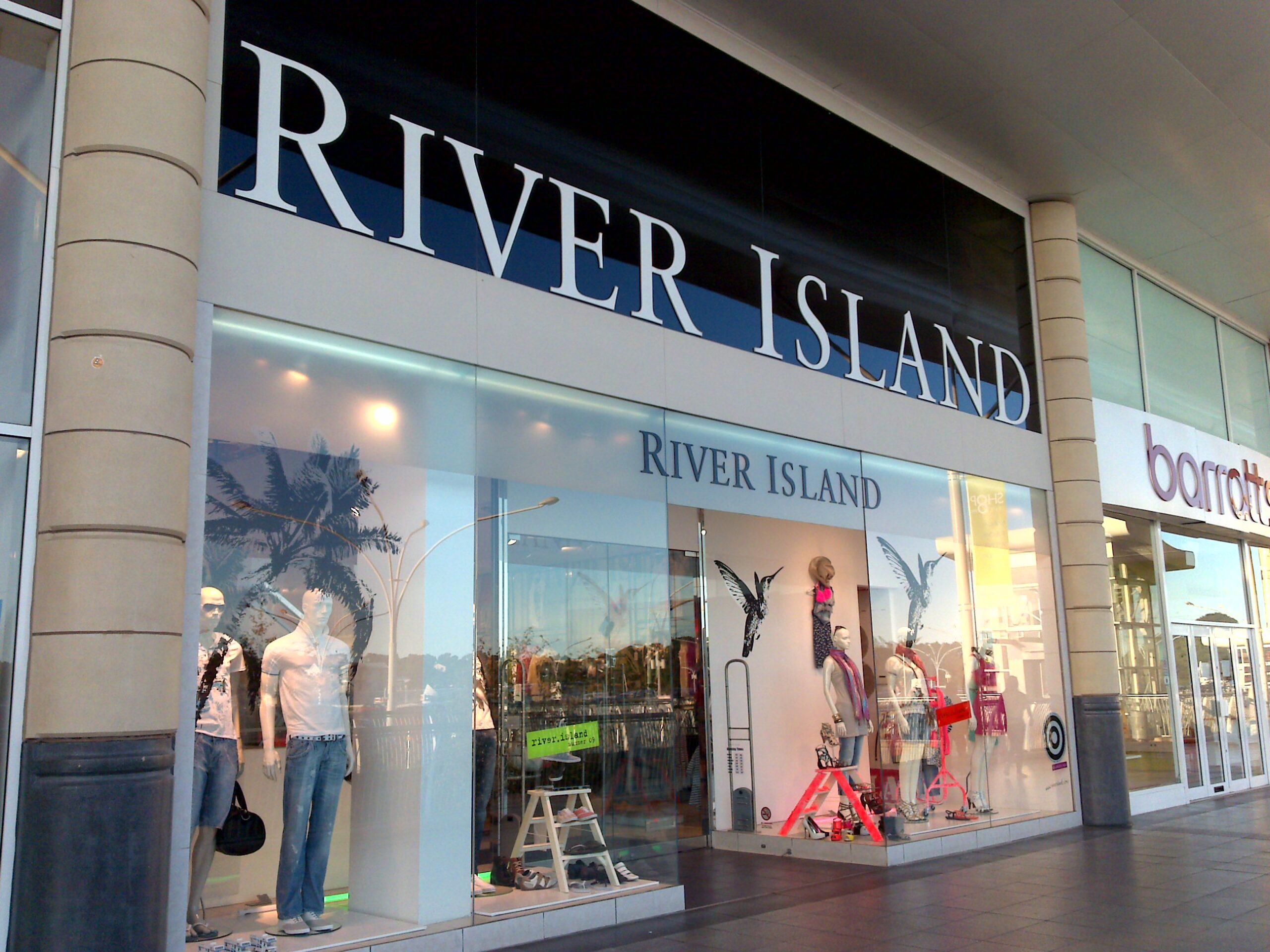 River Island — стильная одежда для мужчин и женщин от британского бренда