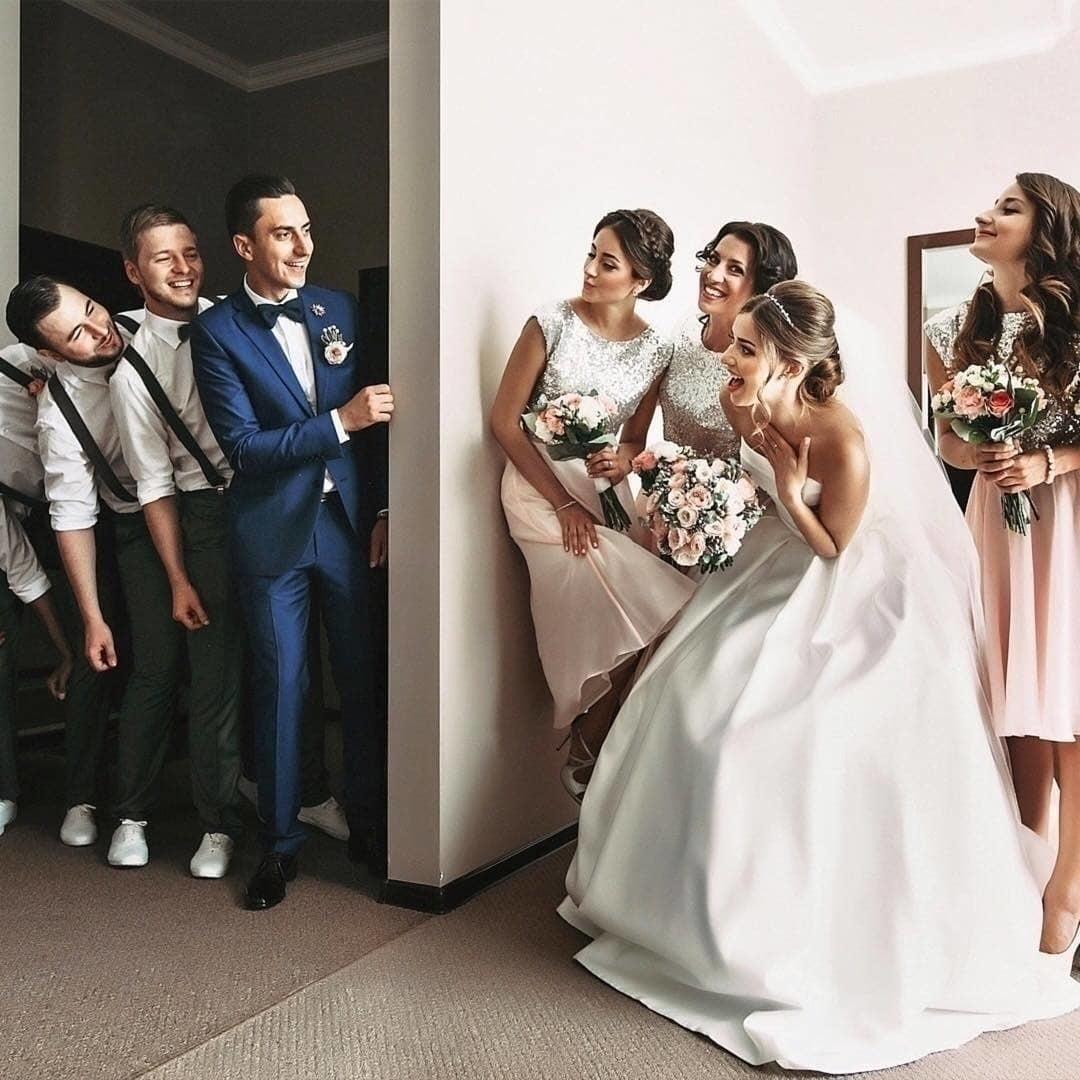 Вопросы жениху при выкупе невесты