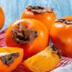 Хурма – сладкая диета